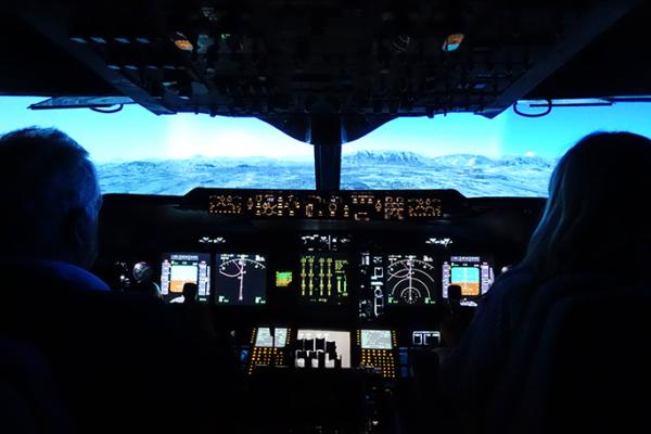 Inside The Flight Deck